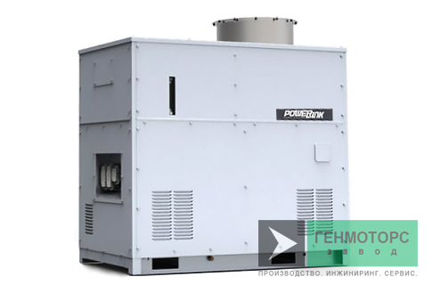 Газопоршневая электростанция (ГПУ) PowerLink VCG15S-NG